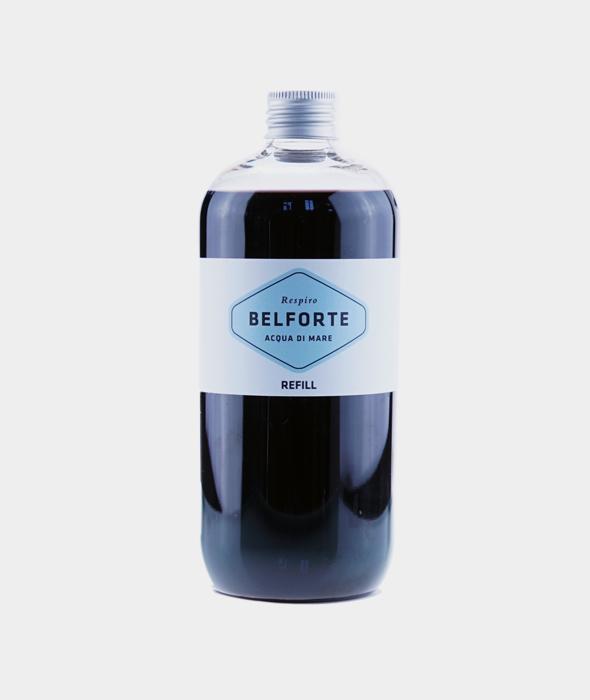 Refill 500 ml for Black Cube Diffuser Aquamarine