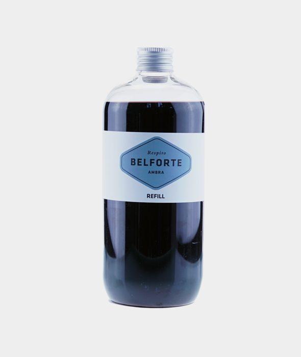 Ricarica 500 ml per diffusore Black Cube Ambra