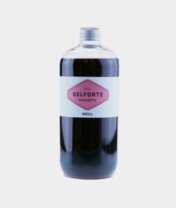 Ricarica 500 ml per diffusore Black Cube Bergamotto