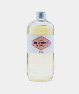 Ricarica 500 ml per diffusore White Cube Bergamotto