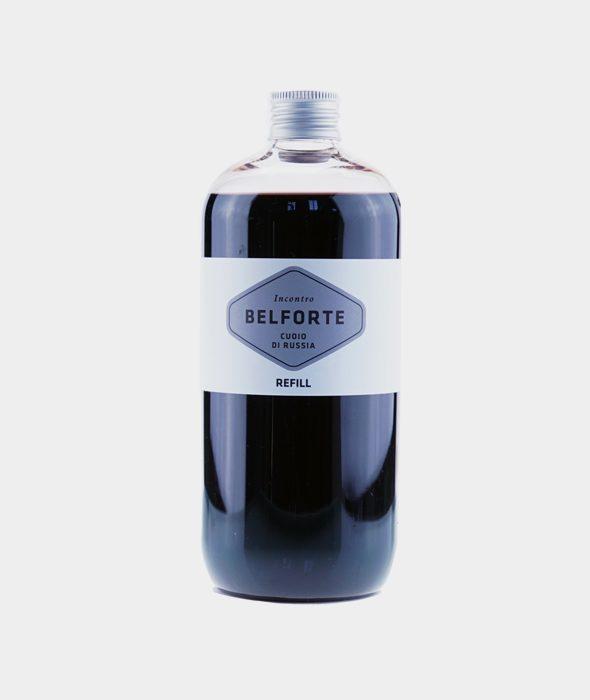 Ricarica 500 ml per diffusore Black Cube Cuoio di Russia