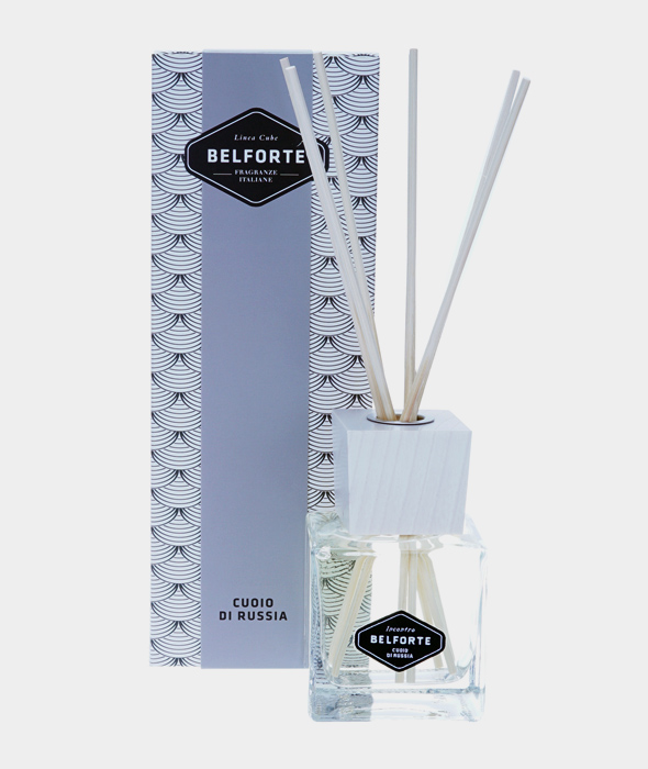 Reed Diffuser Fragrance Russian Leather