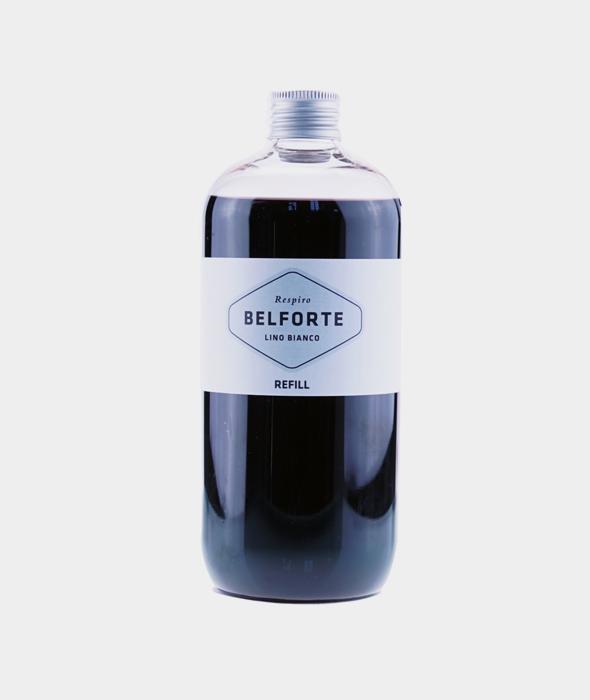 Ricarica 500 ml per diffusore Black Cube Lino Bianco