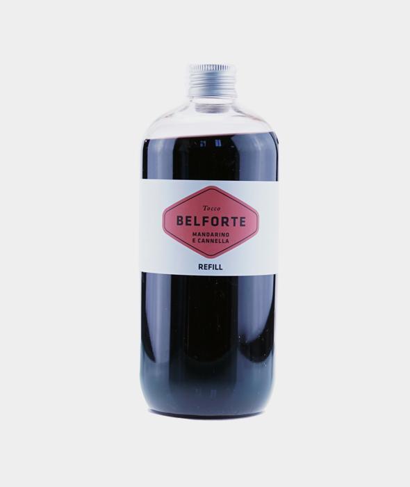 Ricarica 500 ml per diffusore Black Cube Mandarino e Cannella