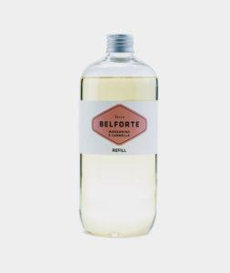 Ricarica 500 ml per diffusore White Cube Mandarino e Cannella