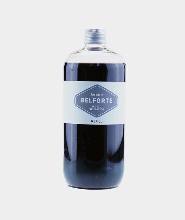 Ricarica 500 ml per diffusore Black Cube Mosto Selvatico