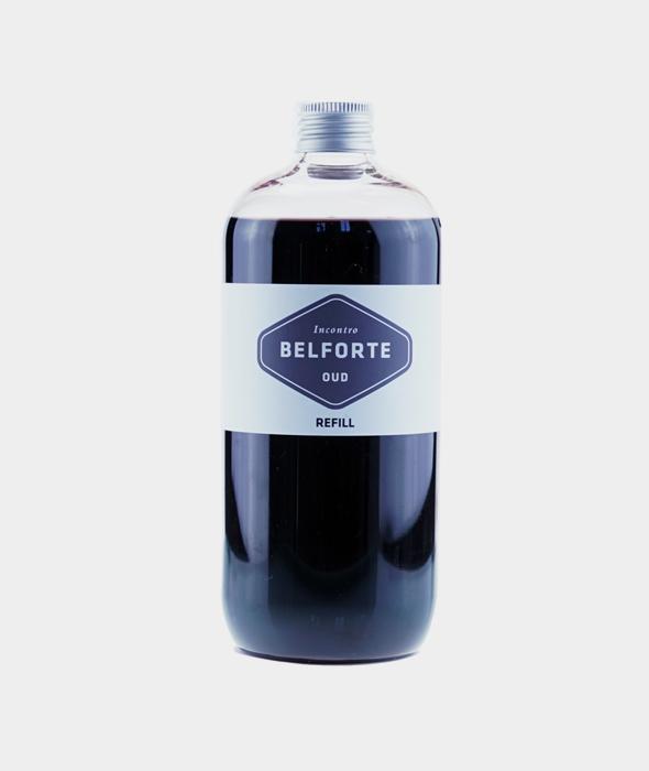 Ricarica 500 ml per diffusore Black Cube Oud