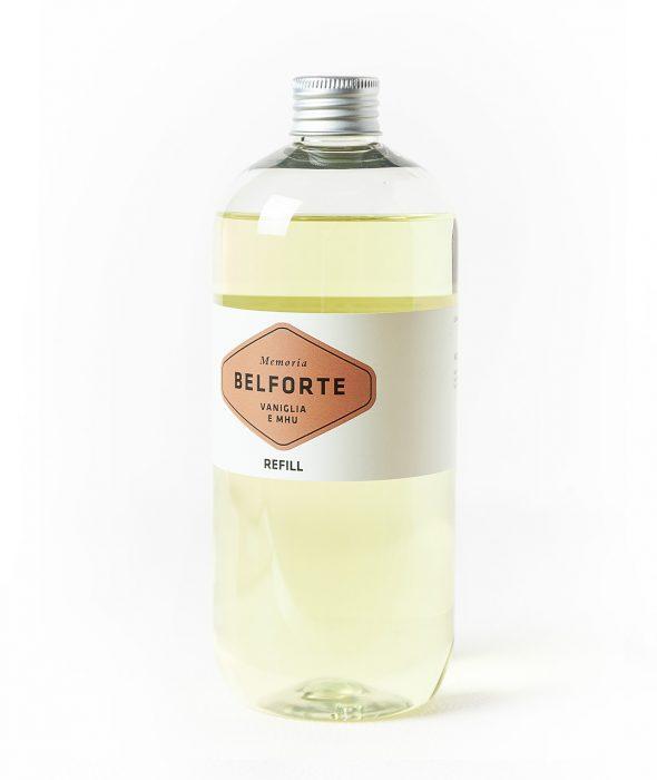 Refill 500 ml for White Cube Diffuser Vanilla Mhu