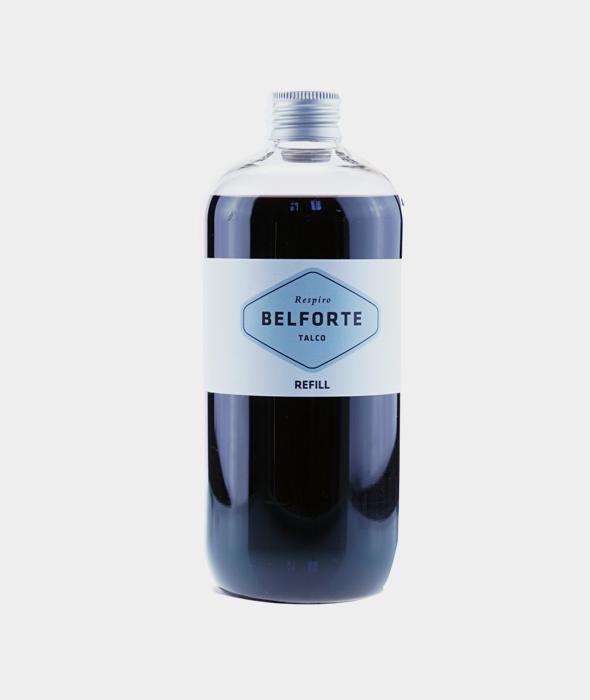 Refill 500 ml for Black Cube Diffuser Talcum