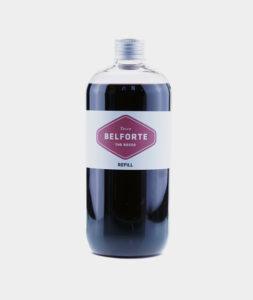 Ricarica 500 ml per diffusore Black Cube The rosso