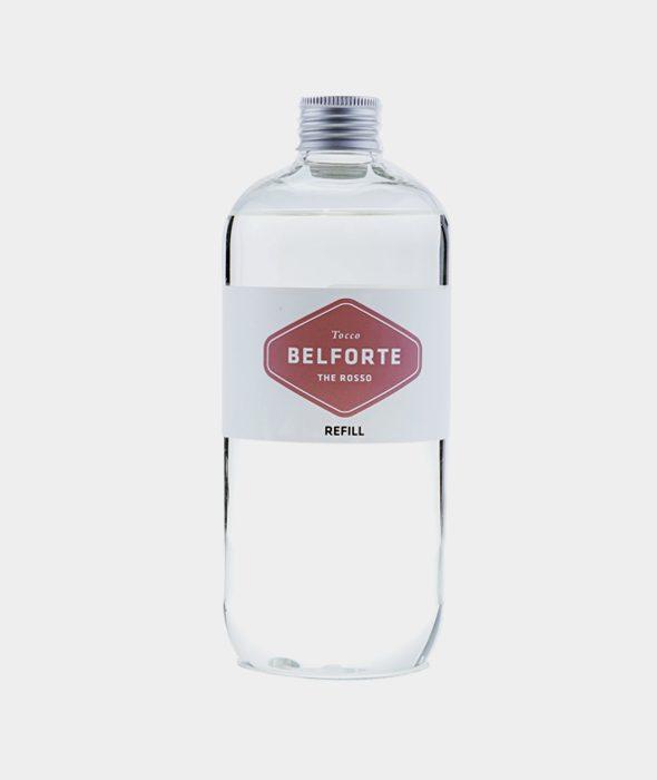 Ricarica 500 ml per diffusore White Cube The rosso