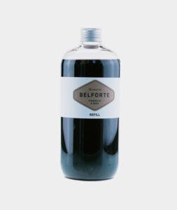 Ricarica 500 ml per diffusore Black Cube Vaniglia e Mhu