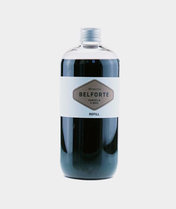 Refill 500 ml for Black Cube Diffuser Vanilla Mhu