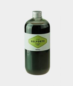 Ricarica 500 ml per diffusore Black Cube Bamboo Lime