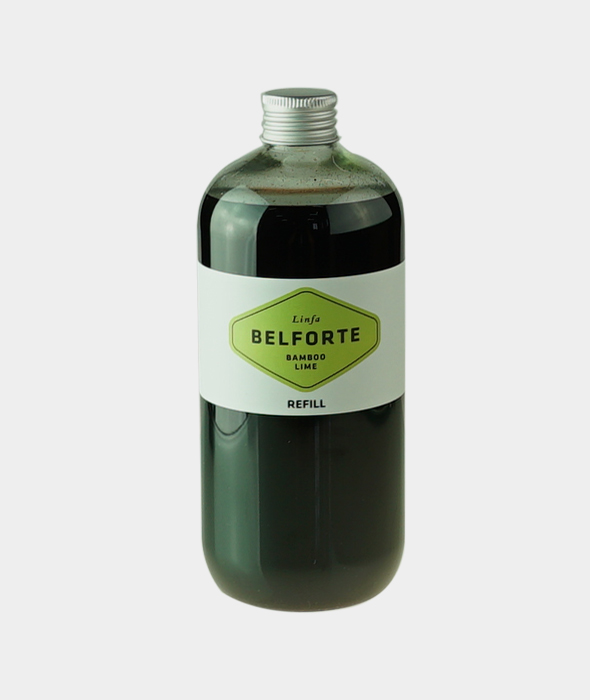 Refill 500 ml for Black Cube Diffuser Bamboo Lime