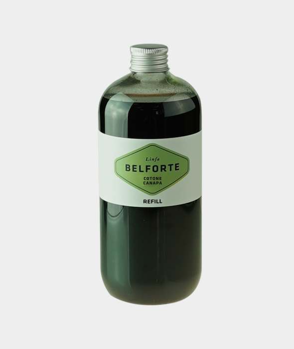 Refill 500 ml for Black Cube Diffuser Cotton Hemp