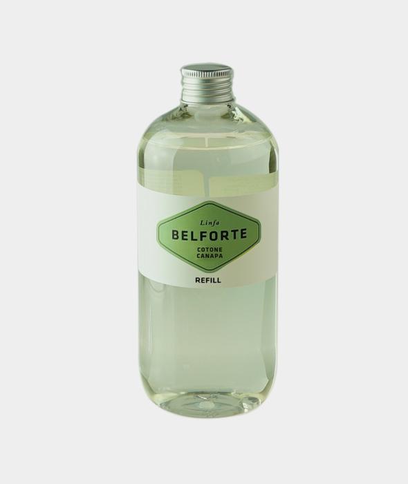 Refill 500 ml for White Cube Diffuser Cotton Hemp