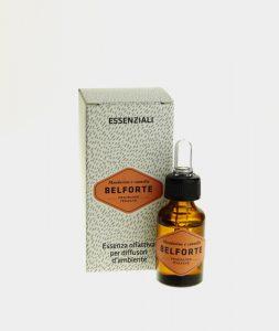 Essenza Olfattiva 15 ml Mandarino e Cannella | Belforte Fragranze Italiane