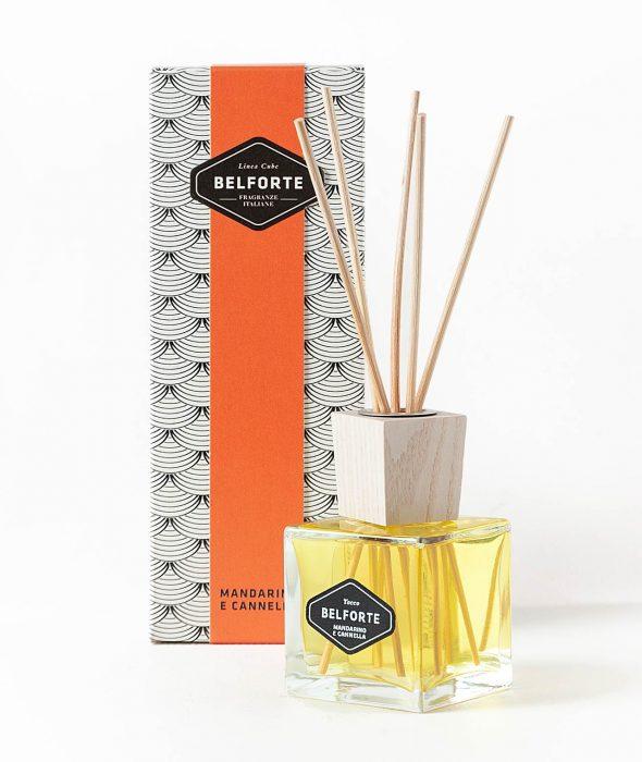 Reed Diffuser Fragrance Mandarin and Cinnamon
