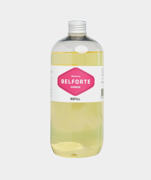 Ricarica 500 ml per diffusore White Cube Dioniso