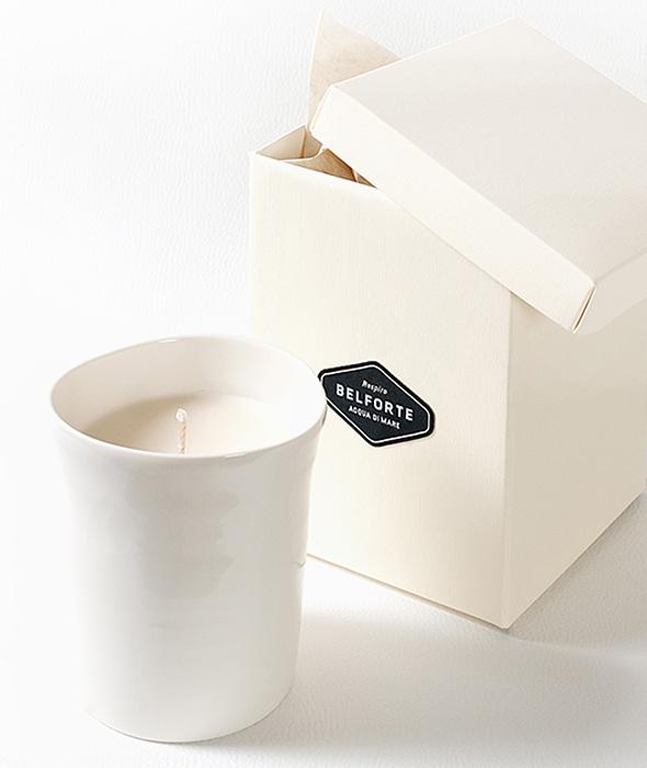 Bertozzi Ceramic Candle 330 gr